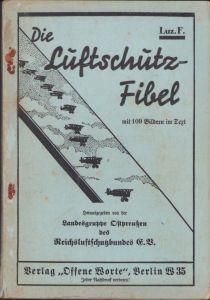 'Die Luftschützfibel' Instruction Booklet