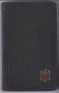 Wehrmacht Issued 'Der Soldatenfreund' Kalender 1937