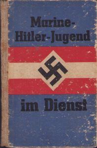 Marine Hitler-Jugend im Dienst