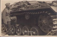 Privately Made StuG III Photograph 1941