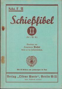 Schiessfibel II leichte M.G.