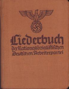 'Liederbuch der NSDAP' 1940