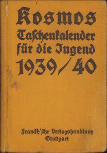 Taschenkalender für die Jugend 1939/40
