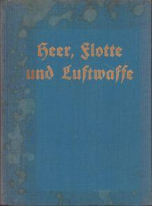 'Heer,Flotte und Luftwaffe' Book