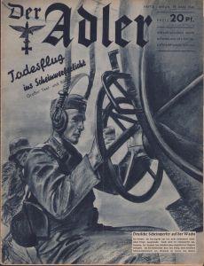 'Der Adler 19.März 1940' Magazine