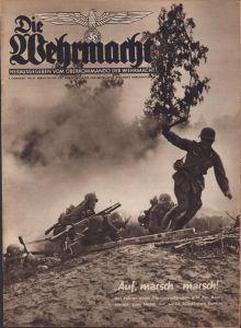 'Die Wehrmacht 30.August 1939' Magazine