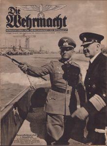 'Die Wehrmacht 20.Nov.1940' Magazine