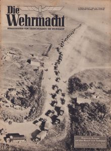 'Die Wehrmacht 7.Okt.1942' Magazine (Stalingrad)