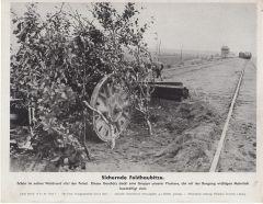 German Press Image ''Sichernde Feldhaubitze''