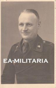 Portrait of a Panzer Soldat