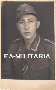 Portrait of a DAK Unteroffizier