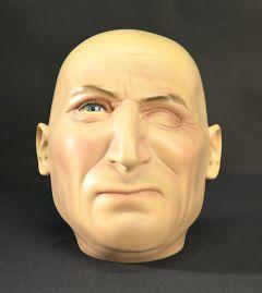 Realistic Headgear Display Head