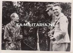 Generalleutnant Stahel Presse Foto