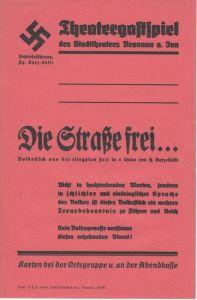 'Theatergastspiel'' Theater Poster