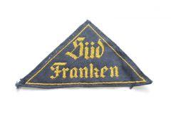 HJ District-Triangle ''Süd Franken''