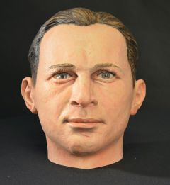 Realistic Mannequin Head Michael Wittmann