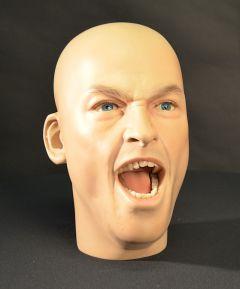 Realistic Mannequin Display Head