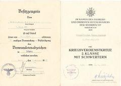 I.R.485 Award Documents (Normandy)