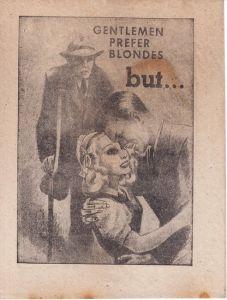 Wehrmacht English Propaganda Flyer