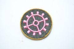 """Panzer """"Handwerker"""" Badge (Mechanic 1st Class)"""