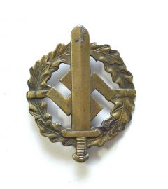 SA sportabzeichen in Bronze (W.Redo)