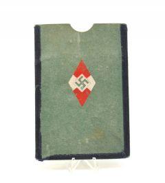 Rare HJ Ausweis Protection Sleeve