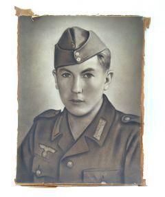 Large 'Schiffchen' Portrait Photograph (30cmx40cm)