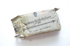 German Period 'Verbandpackchen'