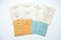 Inf.Rgt.37 Award Documents Grouping