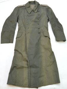 Wehrmacht Officers (Leutnant) Raincoat