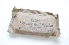 Mint WH 1945 Dated Bandage Package