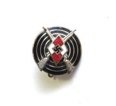 Hitler Jugend Shooting Badge