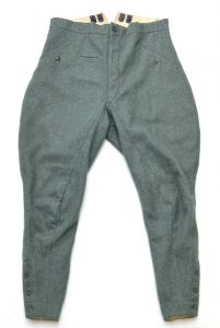 Rare Wehrmacht Reissued Dutch Combat Trousers