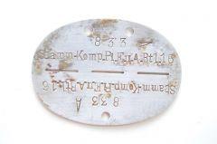 Stamm-Komp.Pi.E.u.A..Btl.16 EKM (Ardennes)