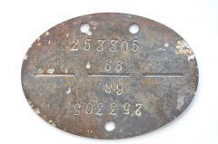 15.Fallschirmjäger Regiment 2 Erkennungsmarke