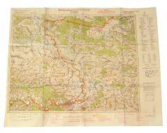 WH Befestigungskarte of Przemysl (Poland)