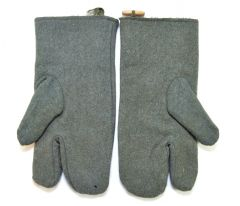 Wehrmacht Heer Winter Mittens/Gloves