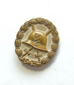 Verwundeten Abzeichen in Silber 1.form