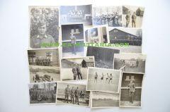 E.u.A.Rgt. Hermann Göring Photo Grouping (Holland)