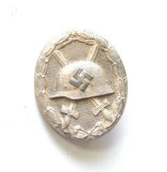 Verwundeten Abzeichen in Silber (107)