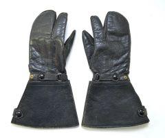 Luftwaffe Kradmelder Gloves (Flak.Rgt.26)