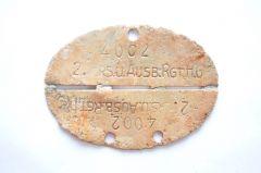 2./Ers.U.Ausb.Rgt.H.G. Erkennungsmarke (NL)