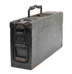 Wehrmacht MG34/42 Ammo Box