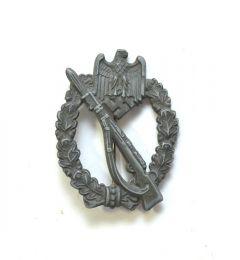 Silver Infanterie Sturmabzeichen (Hermann-Aurich)