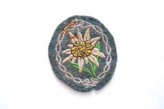 Edelweiss Sleeve Patch