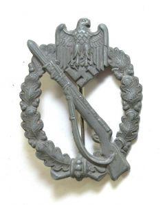 Silver Infanterie Sturmabzeichen