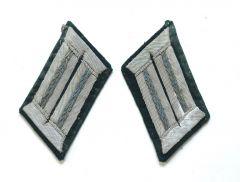 Nachschub Officers Collar tabs