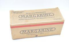 Larged Period German Margarine Box