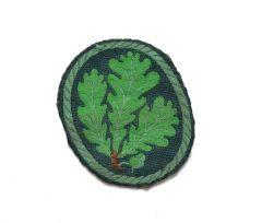 Jager (Bevo) Sleeve Badge