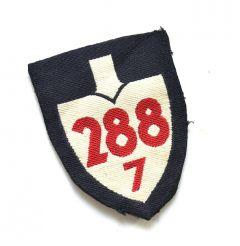 RAD Führer Sleeve Badge 7/288